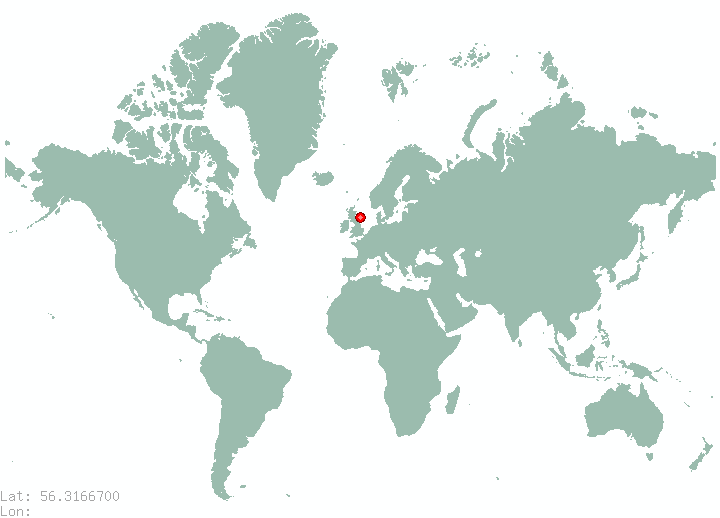 Karpenai in world map